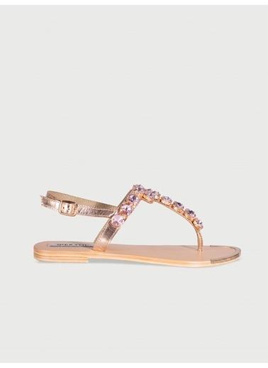 Ipekyol Sandalet Pembe